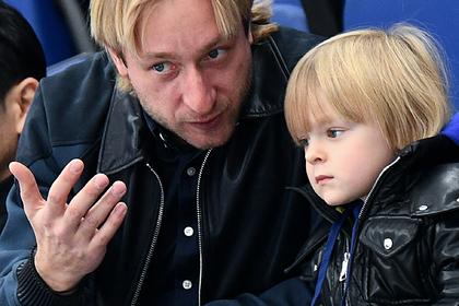 Сын Плющенко захотел превзойти отца