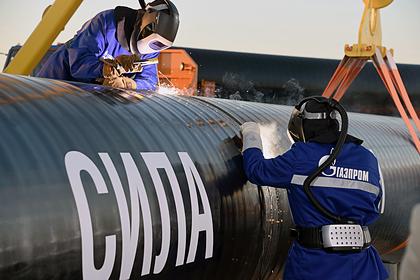«Газпром» теряет 1,5 триллиона рублей и рискует сорвать поставки газа в Китай на миллиарды долларов
