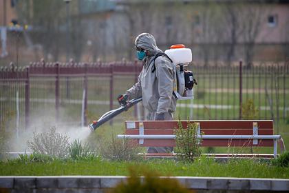 Белоруссия вошла в десятку лидеров по числу случаев COVID-19 на миллион человек