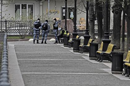 Уточнен график прогулок для москвичей