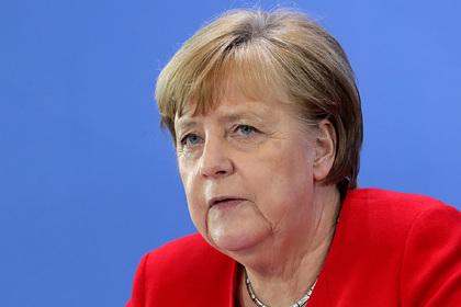 Меркель описала ситуацию с коронавирусом словами «мы еще в начале пандемии»