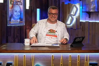 Вышел пятидесятый выпуск сатирического шоу «Известь» Саввы Савченко