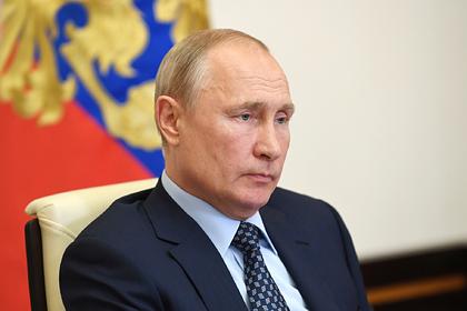 Путин согласился платить безработным россиянам втрое больше