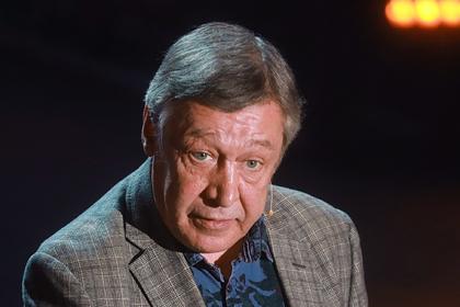Ефремов пожаловался на превращение артистов в дармоедов