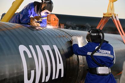 «Газпром» поставил под угрозу «Силу Сибири»
