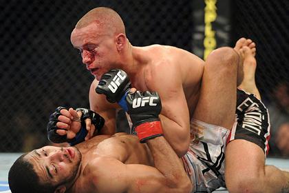 Названы самые страшные травмы в истории UFC