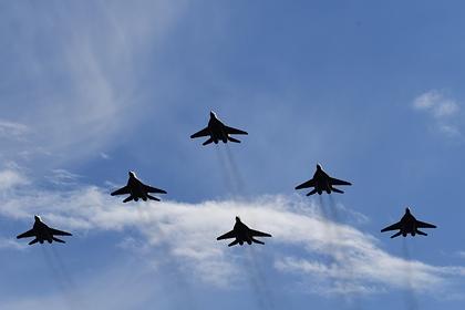 В России заявили о советских МиГ-29 в Ливии