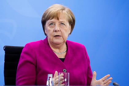 Меркель назвала условие для снятия санкций с России