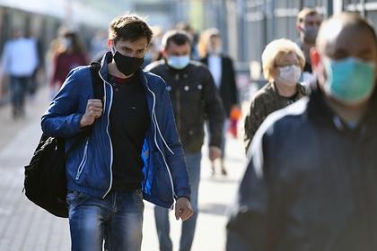 Россияне отказались верить в эпидемию коронавируса