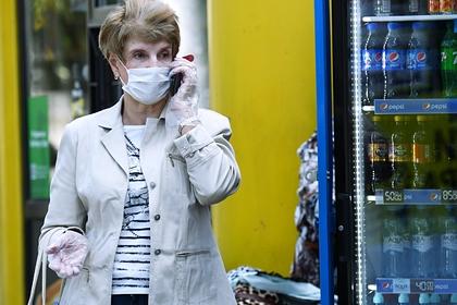 Россиянам назвали противопоказание для ношения маски