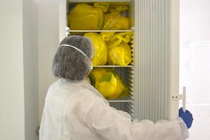 Российская больница объяснилась за перевозку холодильника в реанимобиле