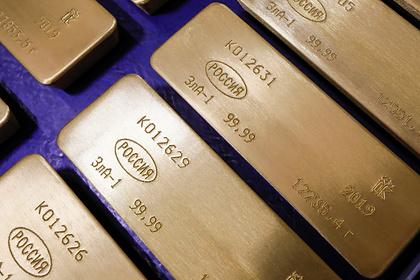 Российские банки ускорили вывоз золота из страны