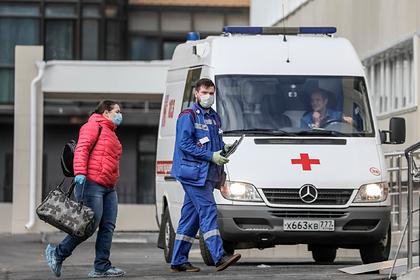 Число случаев заражения коронавирусом в России превысило 379 тысяч