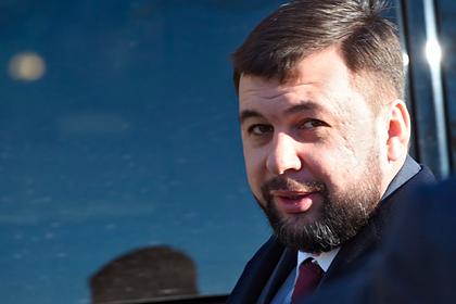 Глава ДНР объяснил «признание» в обстрелах взломом его аккаунта в Twitter