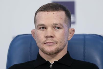 Стал известен соперник россиянина Яна в титульном поединке UFC
