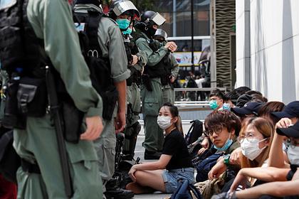 Китай отказался считаться с США и решил принять резонансный закон о Гонконге