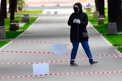 В России предсказали болезни из-за масок и перчаток