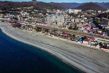 В Сочи испугались наплыва туристов и предложили закрыть город