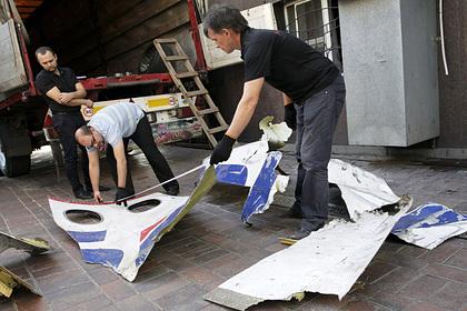 Россия раскритиковала отказ расследовать роль Украины в деле Boeing MH17