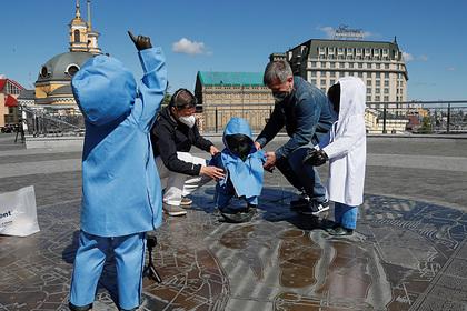 На Украине заявили о пройденном пике коронавируса