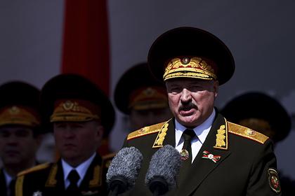 Лукашенко заступился за посетившего парад Победы словацкого посла