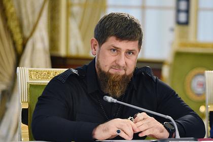 Кадыров назвал условие для прощения евроичкерийцев