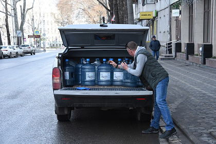 В США порекомендовали Украине не поставлять воду в Крым