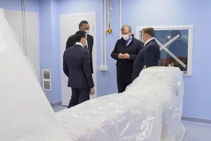 Тысячи россиян пройдут обследование в новом Центре ядерной медицины