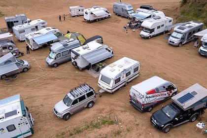 Россияне начали скупать дома на колесах