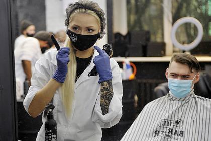 Названо условие открытия парикмахерских в Москве