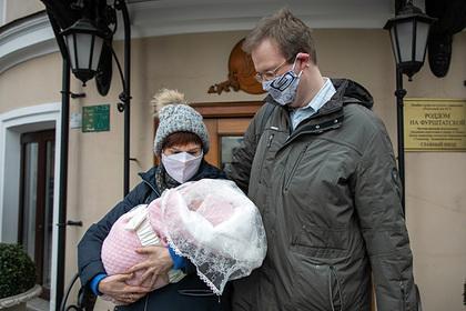 Новорожденных в России начнут тестировать на COVID-19