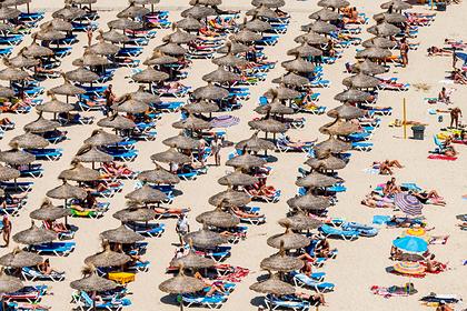 Найден новый способ обезопасить людей на пляжах во время пандемии коронавируса