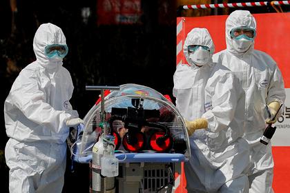 В Южной Корее началась новая волна заражений коронавирусом