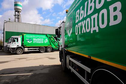 Власти выделят регионам более восьми миллиардов рублей на вывоз отходов