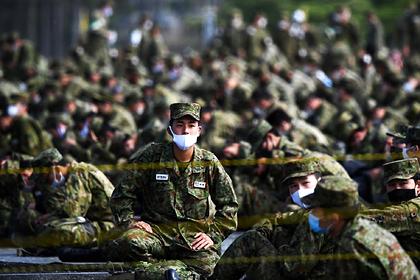 В США пожелали возрождения армии в Японии