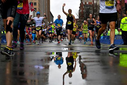 Бостонский марафон отменили впервые за 124-летнюю историю