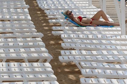 Ростуризм оценил возможность возобновления поездок за границу летом