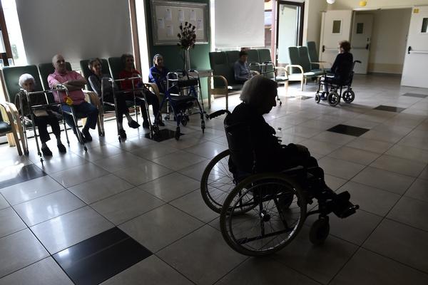 В российском пансионате произошла вспышка коронавируса