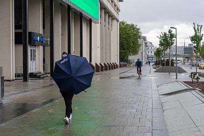 Москвичам пообещали апрельскую погоду в начале лета