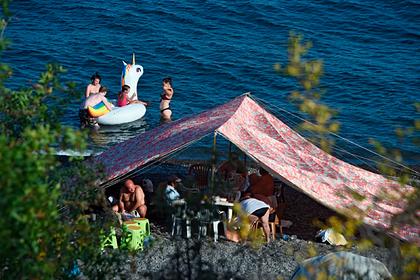 В Крыму рассказали о «доносящих правду» туристах из-за границы