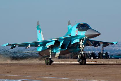 Россия получит 76 Су-34 НВО с УКР