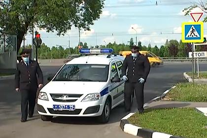 Глава МВД наградил полицейских за поимку участников перестрелки в Москве