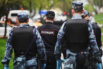 МВД напомнило о запрете на публичные акции в Москве во время режима изоляции