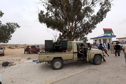 Россия рассказала о сорвавшемся перемирии в Ливии