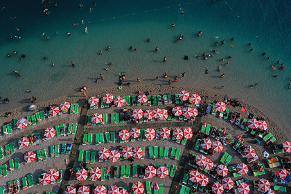 На пляжах Турции запретят популярное туристическое развлечение