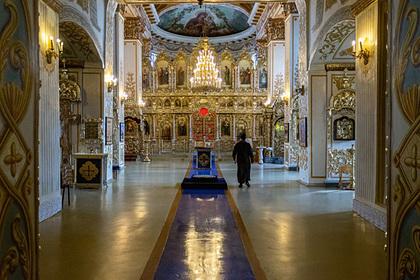 Россиянам выделят по четыре квадратных метра храма