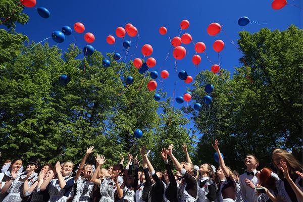 Названа дата онлайн-выпускного российских школьников