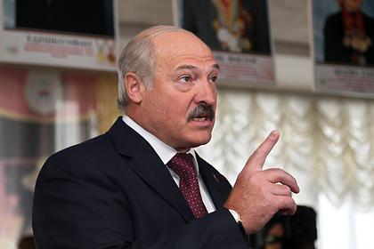 Лукашенко выступил против женщин на посту президента Белоруссии