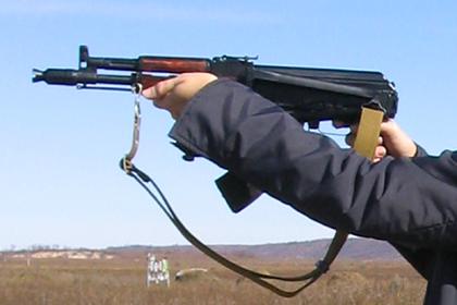 Россиянин выстрелил в инструктора на полигоне и покончил с собой
