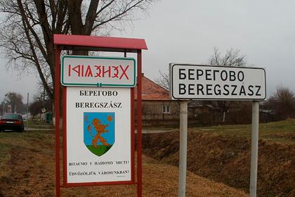 Венгры станут национальным достоянием Украины
